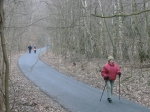 Spacer z kijkami - Nordic Walking - 20.03.2012 r.